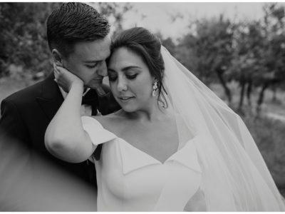 elegant tuscany italian wedding classy