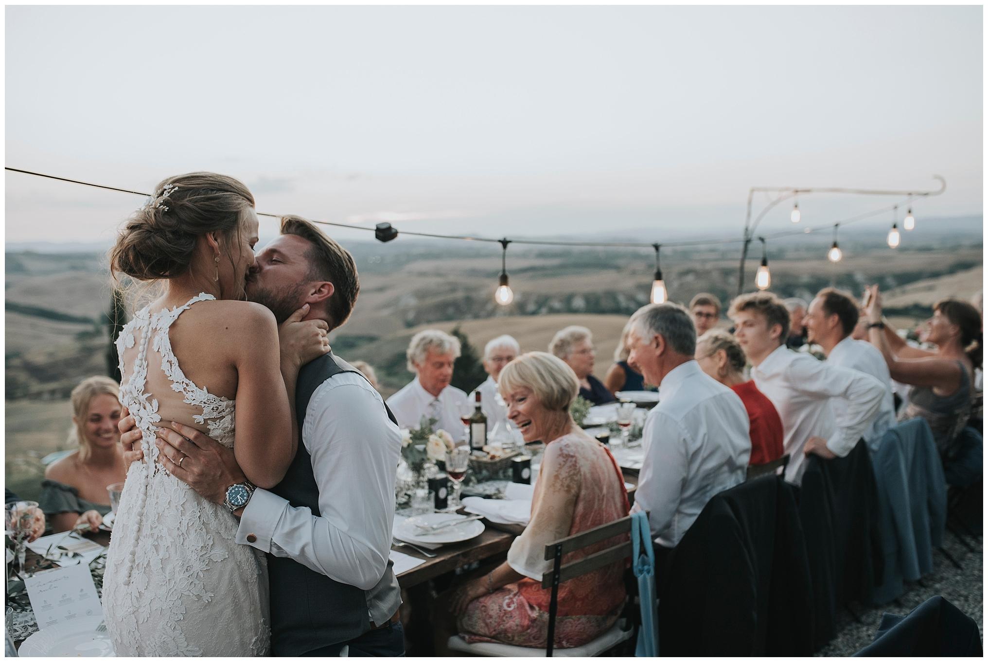 Lazy Olive Tuscany Destination Wedding